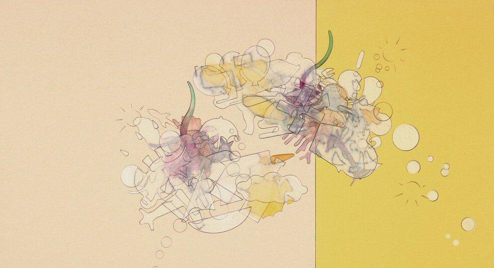 Untitled Pencil on paper 37cm x 20cm © 2007 Tammy Lu