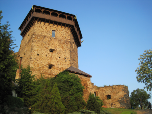 Bebek Tower of Fiľakovo Castle