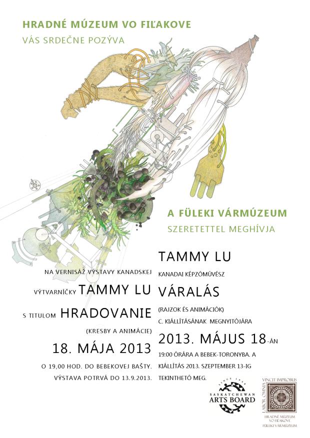 Tammy Lu Castling poster